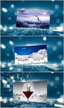 premiere企业科技展示视频