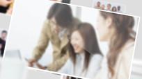 商业企业商务图片相册展示模版 aep