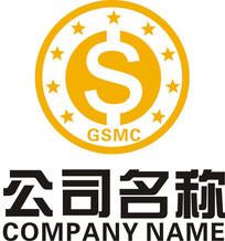 金融s字母logo