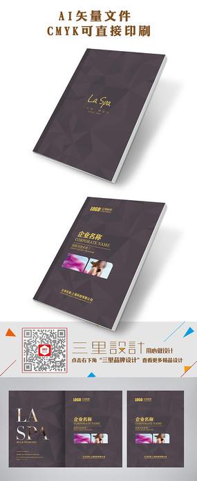 高端创意画册封面设计