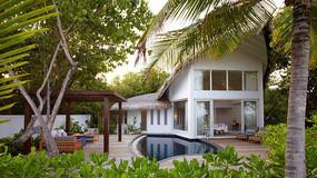 别墅庭院空间设计