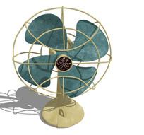 复古电风扇