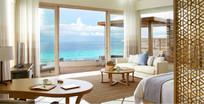 海边别墅室内空间设计