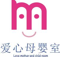 爱心母婴室logo标志 CDR