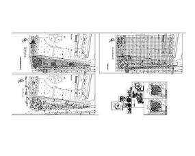广东广场景观规划方案套图