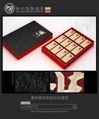 古典茶叶礼盒包装设计