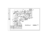 小广场CAD平面图 dwg