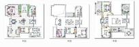住房室内设计平面图