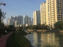滨水护岸景观 JPG