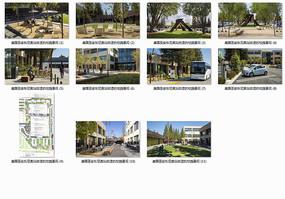 圣安东尼奥站改造的校园景观