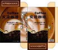 炭烧咖啡包装设计