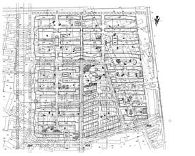 新苑小区规划图 dwg