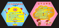 幼儿园音乐室制学活动室制度展板