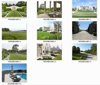 玛丽亚别墅住宅景观