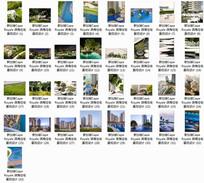 新加坡滨海住宅景观设计