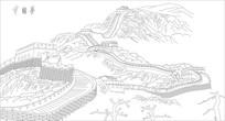 中国梦背景墙雕刻图案