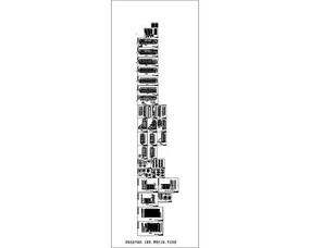高层宾馆CAD图纸