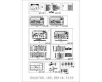 简单五层宾馆CAD图纸