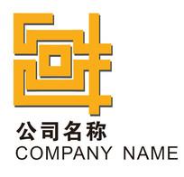 简约汉字味变形LOGO
