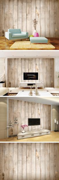 木板木纹背景墙