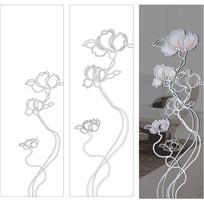 抽象现代简约雕刻图案
