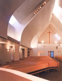 A字型教堂建筑