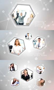 PR简洁时尚企业业务演示宣传视频