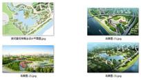 滨河景观带概念设计