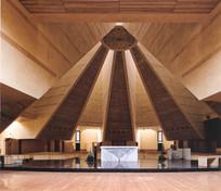 艺术展厅大堂设计