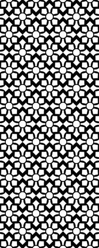 对称艺术图案