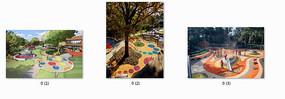 儿童游乐区景观意向图