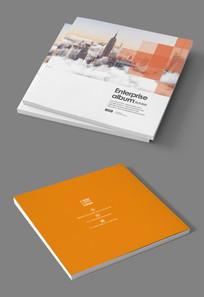 高端科技产品企业画册封面设计