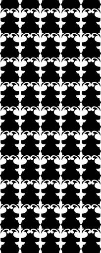 古典艺术花纹图案