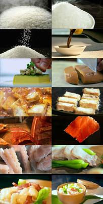 美食视频素材合集