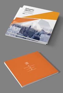 信息产业科技IT画册封面