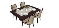 欧式风格方桌