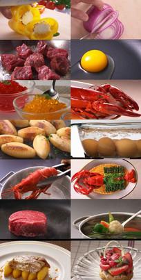 美食广告片视频