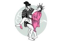 兵马俑系列尬舞插画