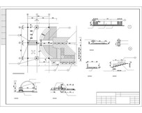 花池总平面图 CAD