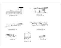 阶梯花池 CAD