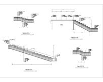 楼梯剖面图 CAD