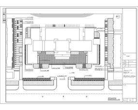 鋪裝材質圖 CAD