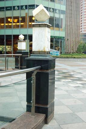 护栏柱头灯具