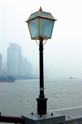 欧式护栏灯柱意向