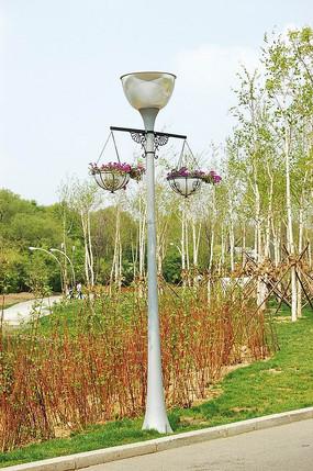 欧式庭院灯柱