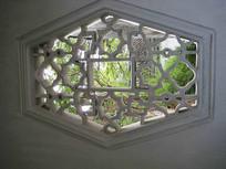 六边形窗花样式