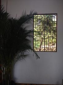 私家园林漏窗样式 JPG