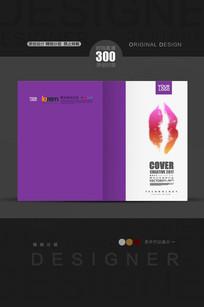 口红产品画册封面