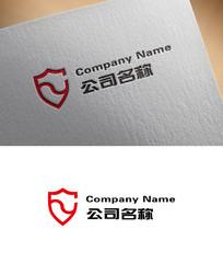 企业科技感logo AI