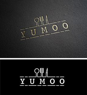 餐饮美食logo标志设计